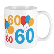 60 Years Old - 60th Birthday Mug Mugs