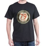 79th Birthday Vintage T-Shirt