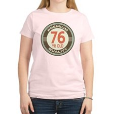 76th Birthday Vintage T-Shirt