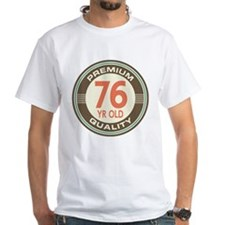 76th Birthday Vintage Shirt