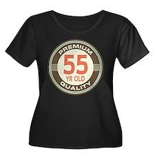 55th Birthday Vintage T
