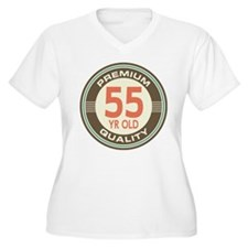 55th Birthday Vintage T-Shirt