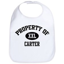 Property of Carter Bib