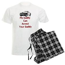 Police Officer Daddy Pajamas