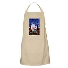 Chicago Worlds Fair 1934 Apron