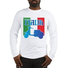 MotoscooterItalia Long Sleeve T-Shirt
