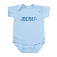 Department Of Redundancy Dept. Body Suit