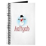 Snowman - Aaliyah Journal