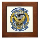 Prince Georges Air Unit Framed Tile