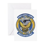Prince Georges Air Unit Greeting Cards (Package of