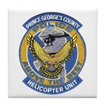 Prince Georges Air Unit Tile Coaster