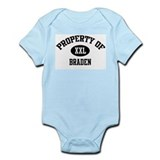 Property of Braden Onesie
