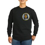 Alabama Corrections Long Sleeve Dark T-Shirt