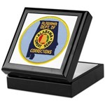 Alabama Corrections Keepsake Box