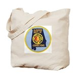 Alabama Corrections Tote Bag