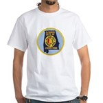 Alabama Corrections White T-Shirt