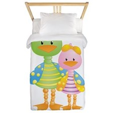 Personalize Big Brother Ducky Twin Duvet
