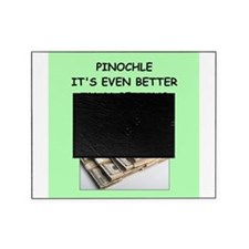 PINOCHLE Picture Frame