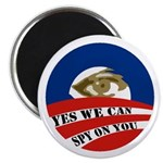 Yes We Can Spy On You Surveillance Magnet