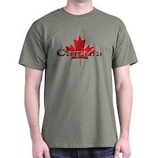 Canada: Maple Leaf T-Shirt