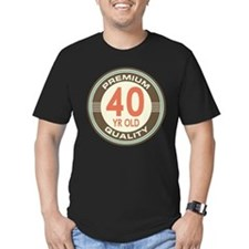 40th Birthday Vintage T