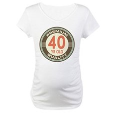 40th Birthday Vintage Shirt