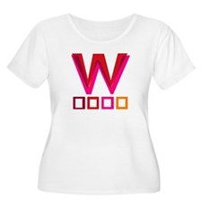 W stands for T-Shirt