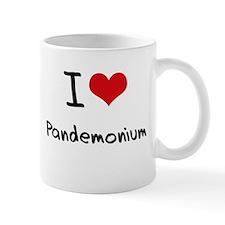 I Love Pandemonium Mug