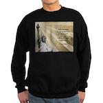Thomas Paine Quote Sweatshirt