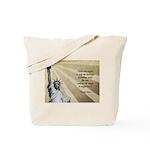 Thomas Paine Quote Tote Bag