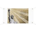 Thomas Paine Quote Banner