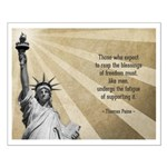 Thomas Paine Quote Posters