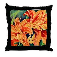 Flowers #5 Throw Pillow