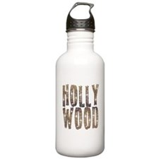 Hollywood Stars and Coffee Water Bottle