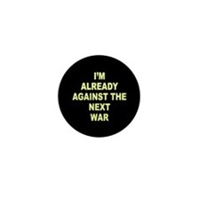 Im already against the next WAR Mini Button (100 p