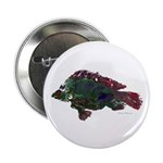 "Bright Fish Print 2.25"" Button"