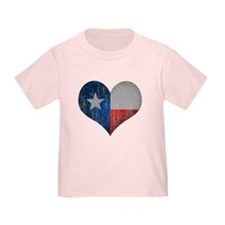 Faded Texas Love T-Shirt
