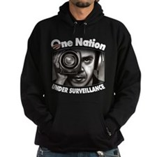 One Nation Under Surveillance Hoodie