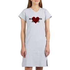 MOST LOVED AUNTIE Women's Nightshirt