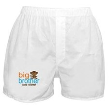 Personalized Monkey Big Brother Boxer Shorts