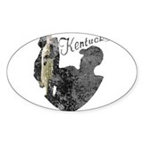 Kentucky Fishing Decal