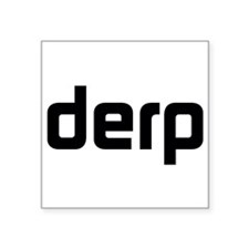 derp Sticker