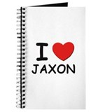 I love Jaxon Journal