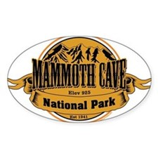 Mammoth Cave, Kentucky Stickers
