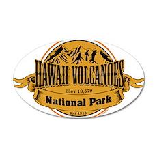 Hawaii Volcanoes, Hawaii Wall Decal