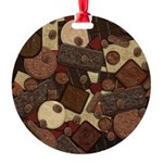 Got Chocolate? Round Ornament