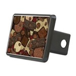 Got Chocolate? Rectangular Hitch Cover
