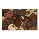Got Chocolate? Sticker (Rectangle 10 pk)