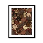 Got Chocolate? Framed Panel Print
