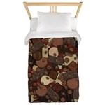 Got Chocolate? Twin Duvet